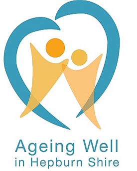 Ageing Well in Hepburn Shire Logo