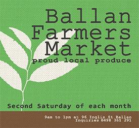Ballan Farmers Market Logo